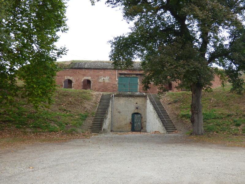 Die Festung Neuf Brisache = Neu Breisach 27279013nt