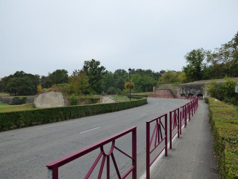 Die Festung Neuf Brisache = Neu Breisach 27287655uw
