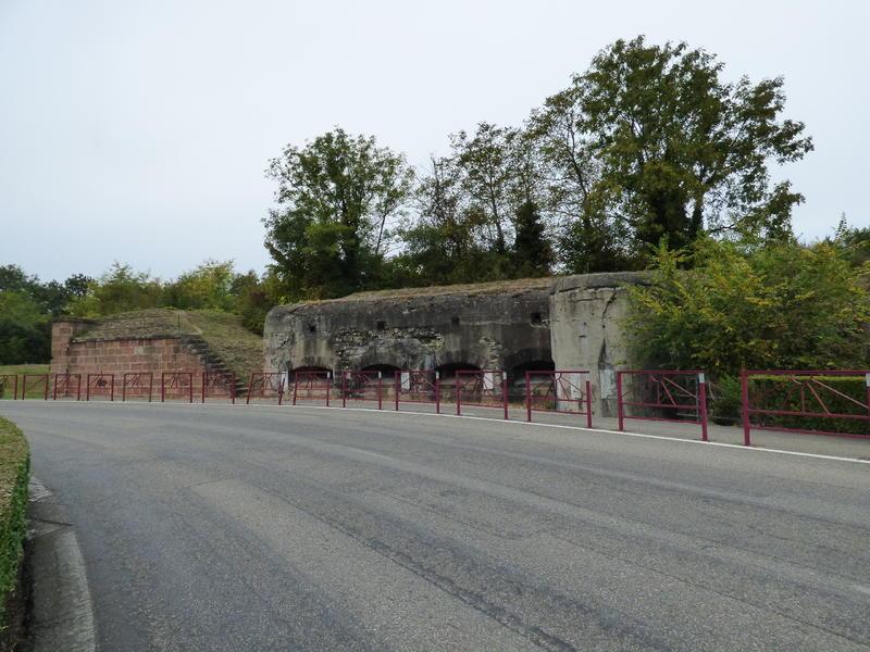 Die Festung Neuf Brisache = Neu Breisach 27287667cc