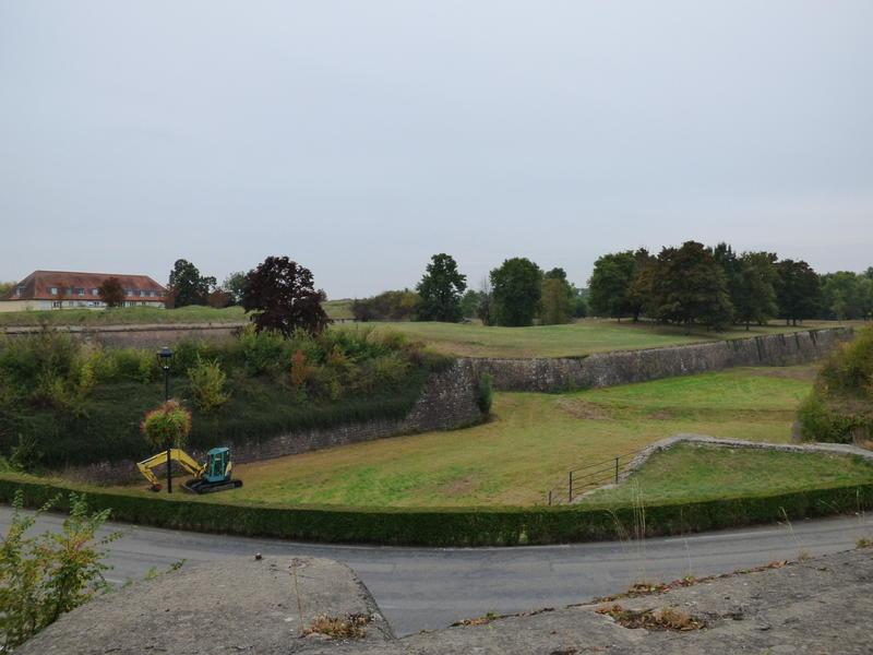 Die Festung Neuf Brisache = Neu Breisach 27287678qi