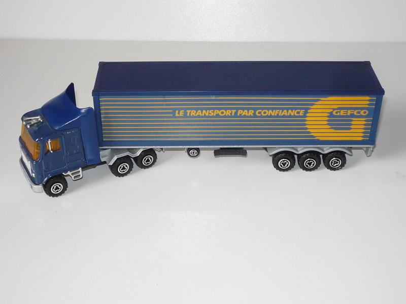 "N°3068 / 3055 GMC Astro95 1x40"" Container 27368340sr"