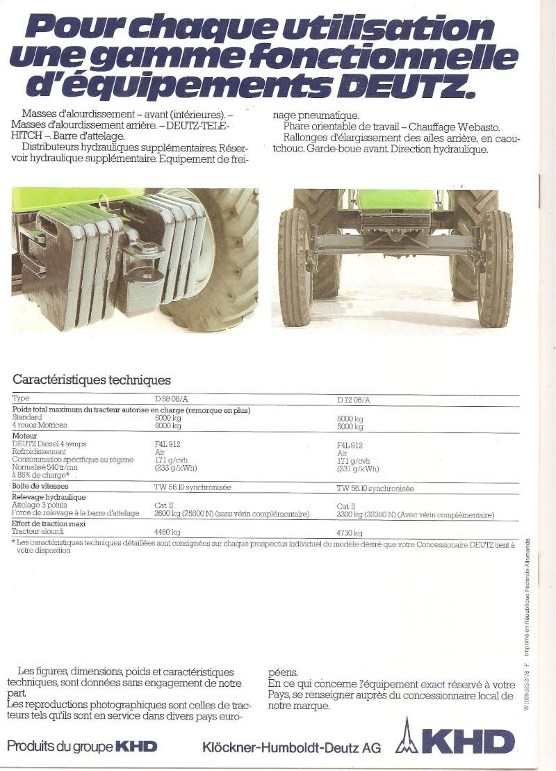 Traktori Deutz Fahr opća tema  27577754lk