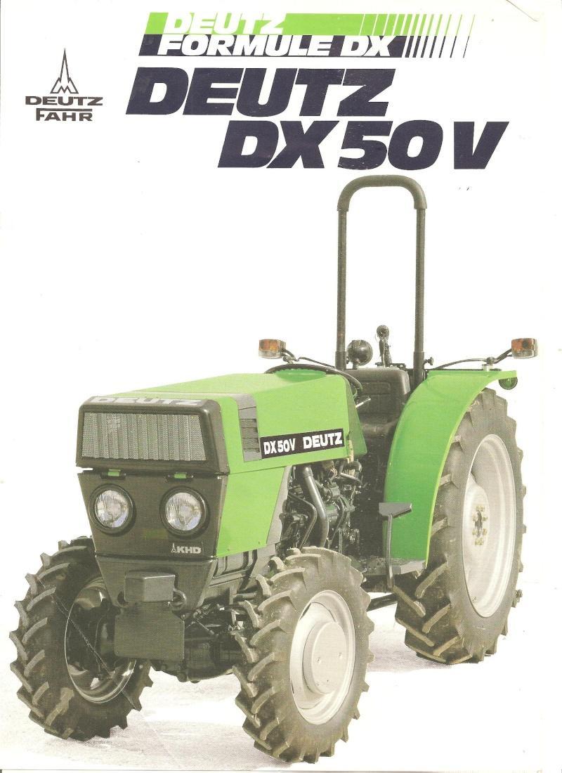 Traktori Deutz Fahr opća tema  27577777xz