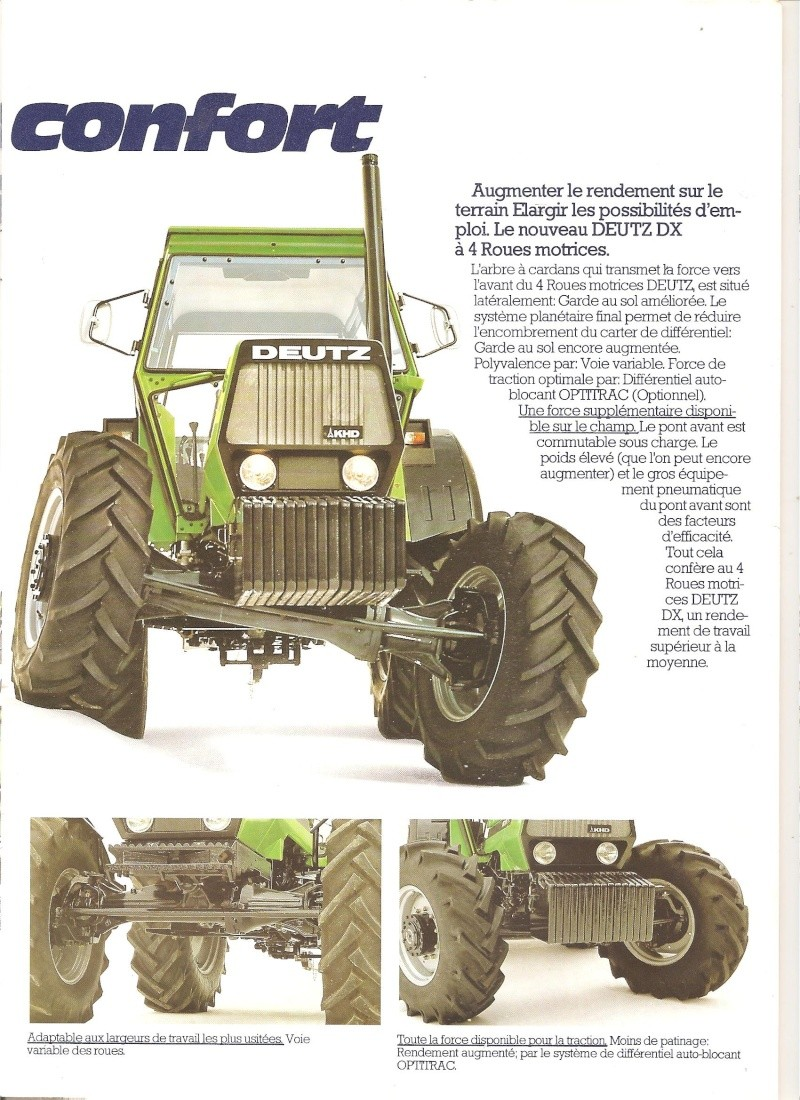 Traktori Deutz Fahr opća tema  27577831os