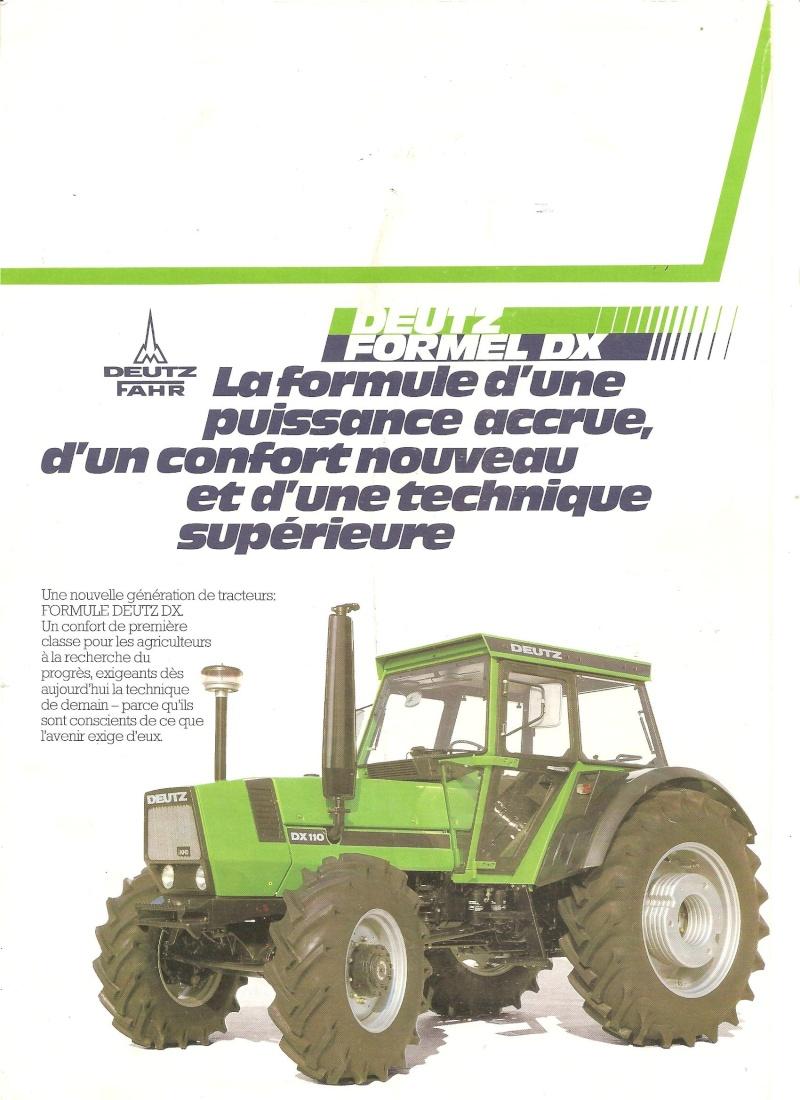 Traktori Deutz Fahr opća tema  27585660iu
