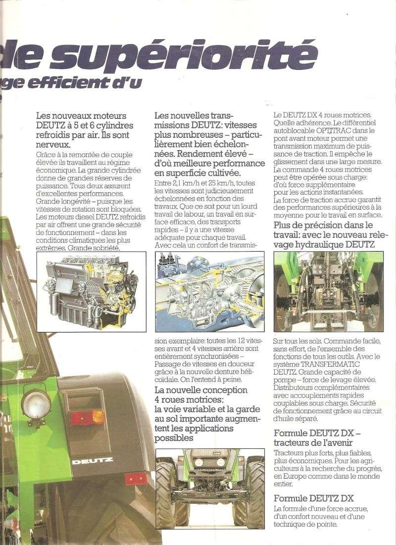 Traktori Deutz Fahr opća tema  27585766hs