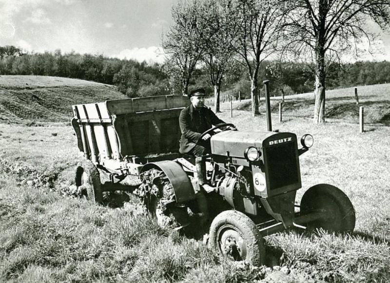 Traktori Deutz Fahr opća tema  27585849je