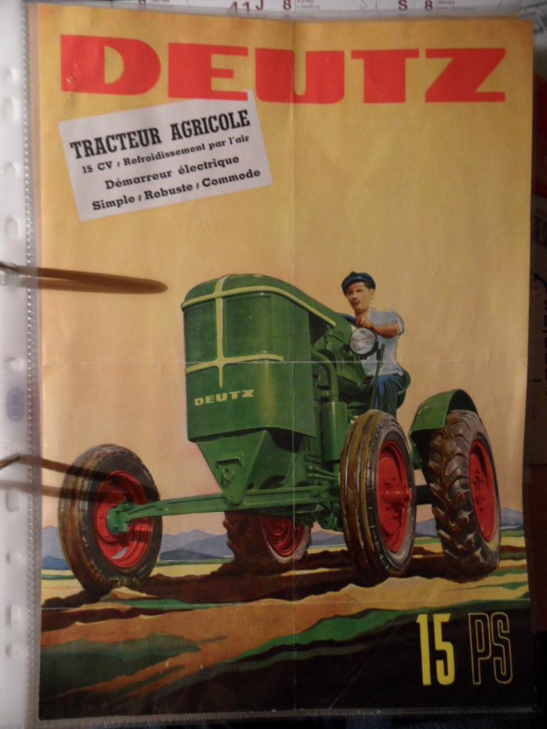 Traktori Deutz Fahr opća tema  27585853ed