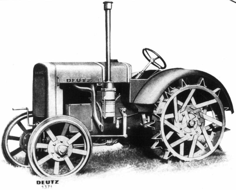Traktori Deutz Fahr opća tema  27585890yh