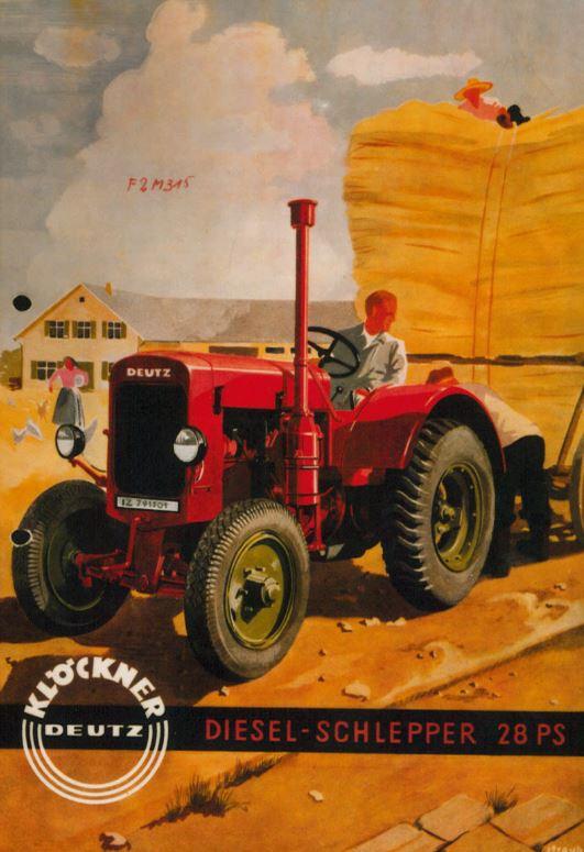 Traktori Deutz Fahr opća tema  27585893iz