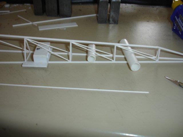 Baustufenbilder eines Hafenkran in H0 27934798db