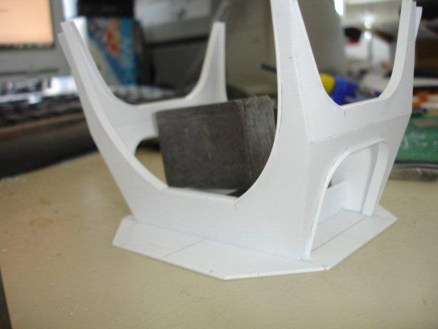 Baustufenbilder eines Hafenkran in H0 27934923dy