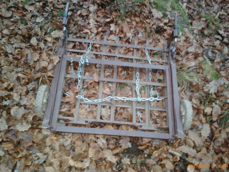Kako utovariti   drva u šumi bez velike muke i malo novca ? 28039862dr