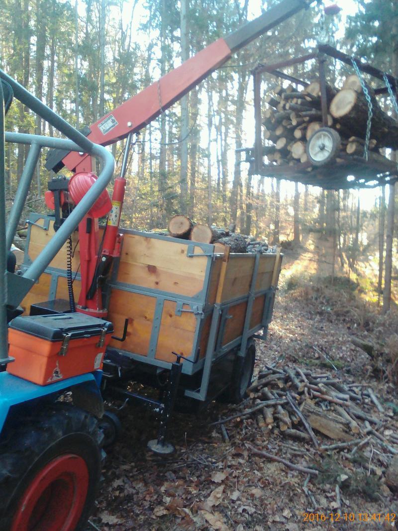 Kako utovariti   drva u šumi bez velike muke i malo novca ? 28039958nh