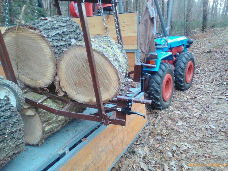 Kako utovariti   drva u šumi bez velike muke i malo novca ? 28039993ty