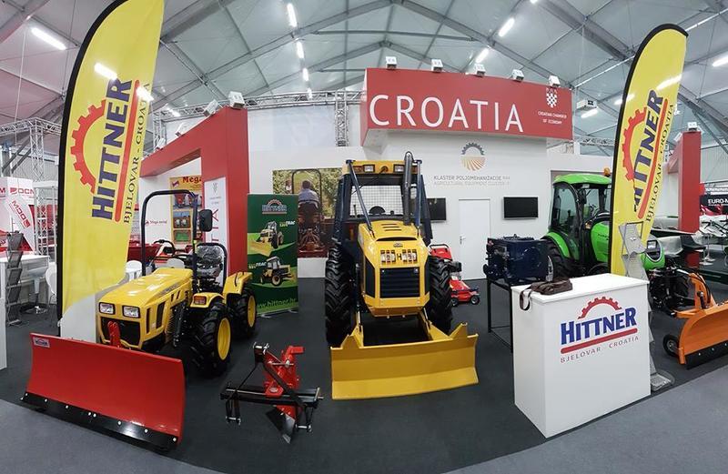 Prezentacija traktora Hittner Ekotrac  28053428rq