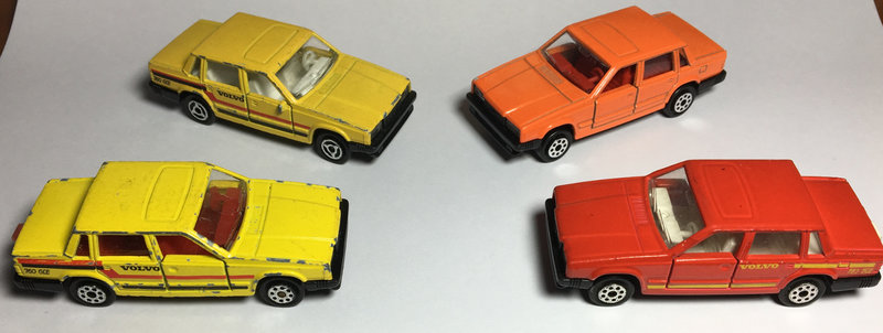 N°230 Volvo 760 GLE 28889316ho