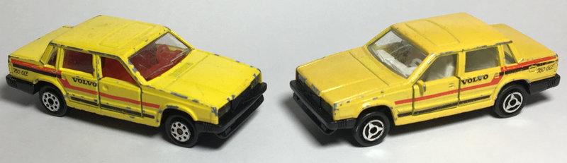 N°230 Volvo 760 GLE 28889318vh