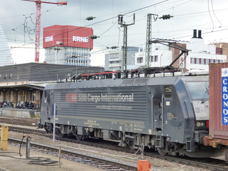 1 Stunde Basel Bad Bf 29151989is