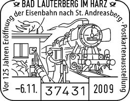Eisenbahnstempel zum selbst beschaffen 2928819