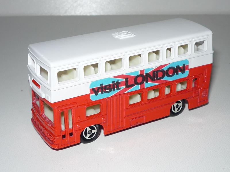 N°286 BRITISH BUS  29344024ym