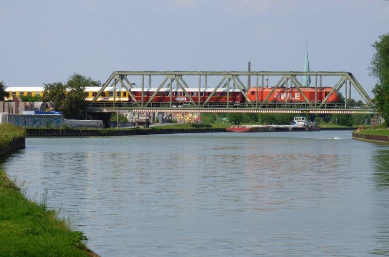 WLE 23, ein seltener Gast in Münster 29375722iq