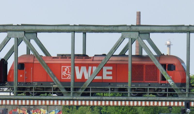 WLE 23, ein seltener Gast in Münster 29375883wc