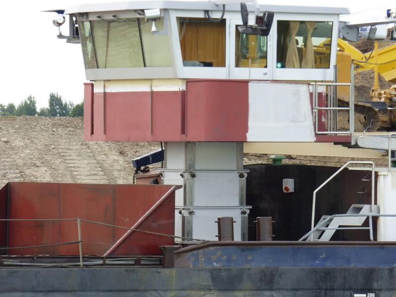 Binnenschiff BARGE / Schreiber 1:100 als RC-Modell - Seite 4 29615803ud