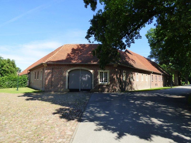 Wasserschloß Darfeld und seine Wassermühle 29679065jc
