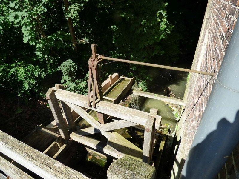 Wasserschloß Darfeld und seine Wassermühle 29679104ll