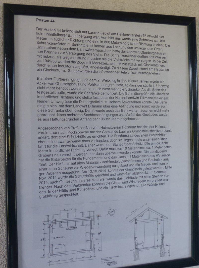 Bf Darfeld und die Schrankenposten der RadBahn 29688790ns