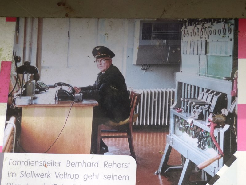 Bf Darfeld und die Schrankenposten der RadBahn 29688803wx