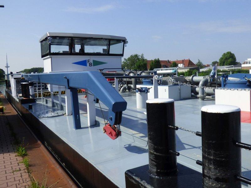 Binnenschiff BARGE / Schreiber 1:100 als RC-Modell - Seite 6 29691091in