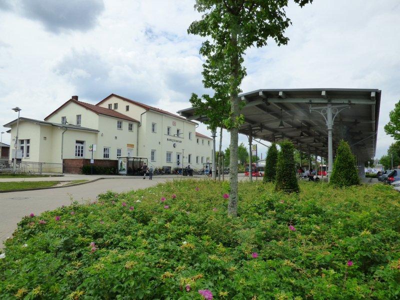Burgsteinfurt, Bahnhof, Stadt und Schloß 29705672fu