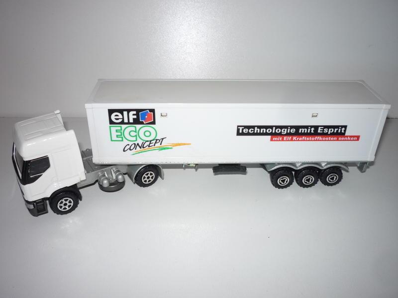 """N°3055 Renault Premium 1x 40"""" Container 29950845cp"""