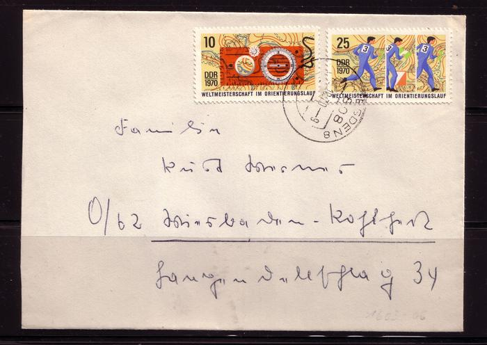 Schöne Briefe und Belege der DDR 2995873