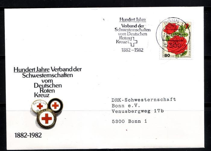 Schöne Briefe und Belege der BRD 3001371