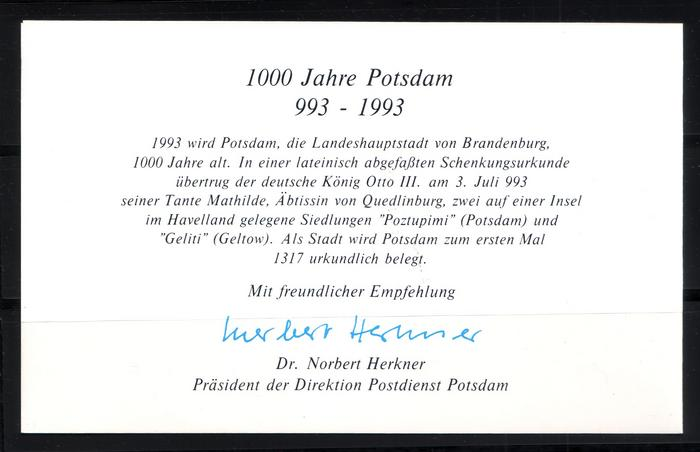 Schöne Briefe und Belege der BRD 3001377