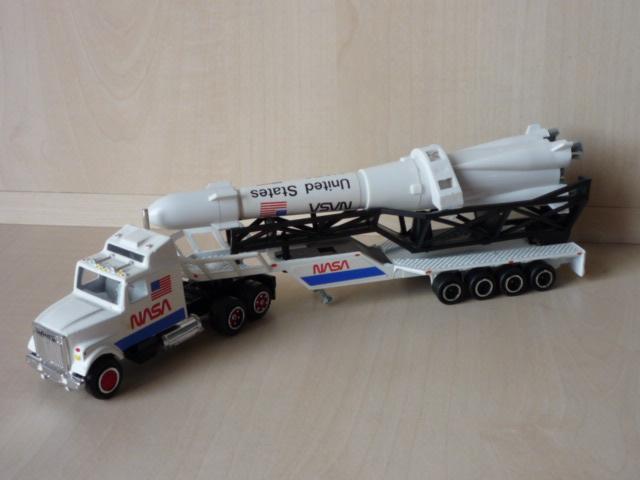 N°610 White Transport Fusée   3020652