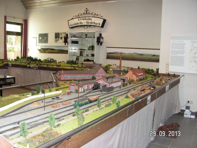 Modellbahn Schauanlage in Medebach im Sauerland 30387082jo