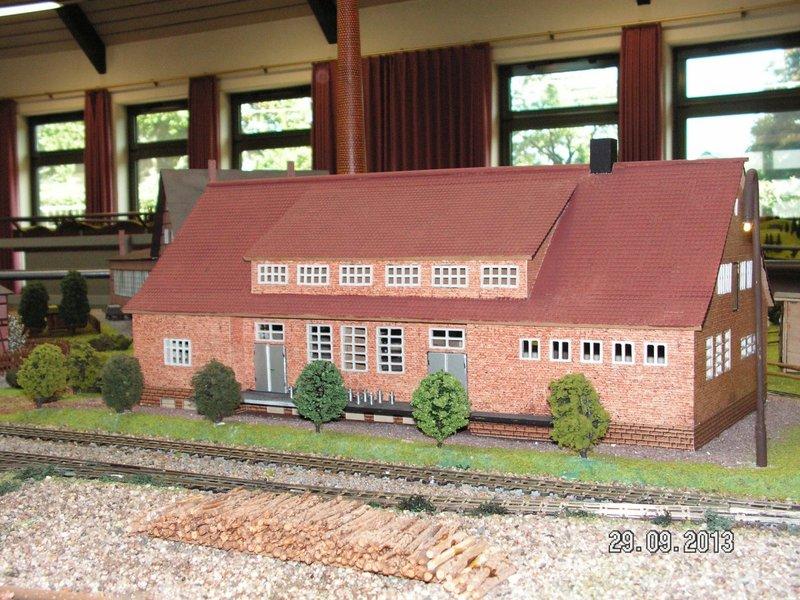 Modellbahn Schauanlage in Medebach im Sauerland 30387085cm
