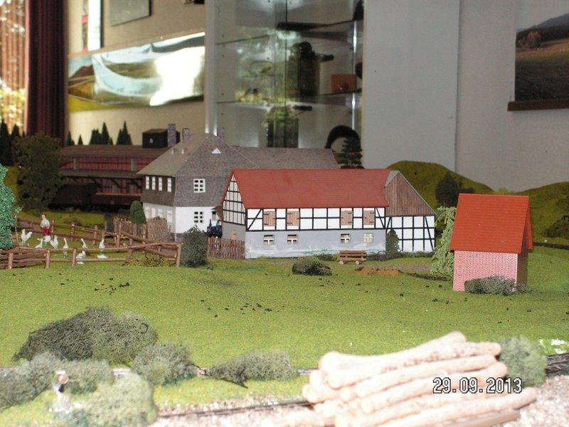 Modellbahn Schauanlage in Medebach im Sauerland 30387086ll