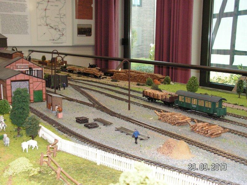 Modellbahn Schauanlage in Medebach im Sauerland 30387093et