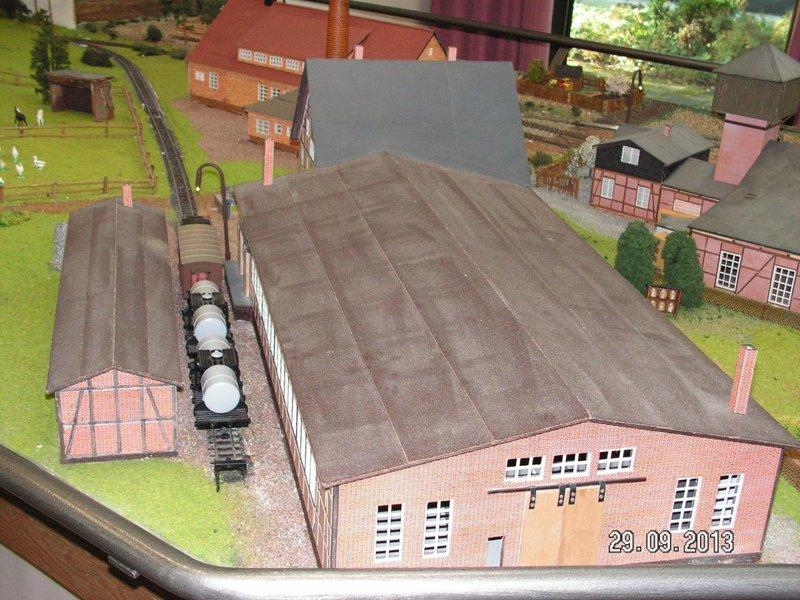 Modellbahn Schauanlage in Medebach im Sauerland 30387108ma