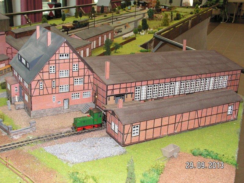 Modellbahn Schauanlage in Medebach im Sauerland 30387118yg