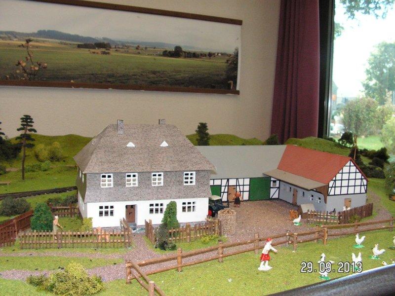 Modellbahn Schauanlage in Medebach im Sauerland 30387122bi