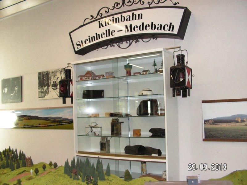 Modellbahn Schauanlage in Medebach im Sauerland 30387126tl