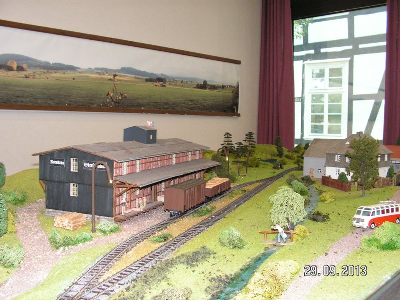 Modellbahn Schauanlage in Medebach im Sauerland 30387132fw
