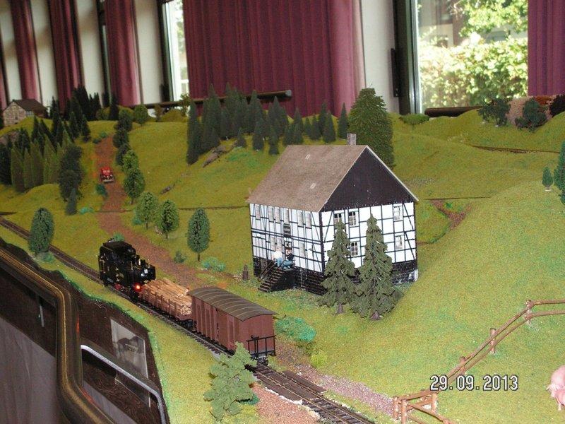 Modellbahn Schauanlage in Medebach im Sauerland 30387145jw