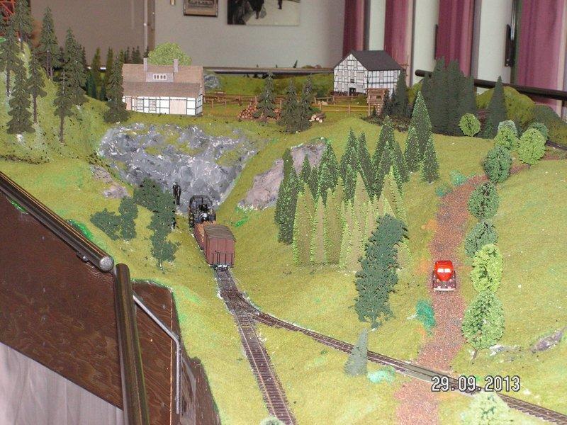 Modellbahn Schauanlage in Medebach im Sauerland 30387146rk